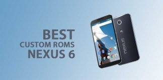 Best custom roms for Nexus 6