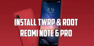 Root Redmi Note 6 Pro