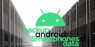 backup android smartphone data