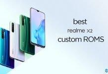 best realme x2 custom roms