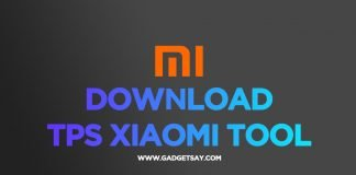 download tps xiaomi tool