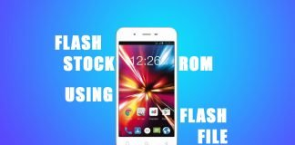 flash stock rom