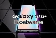 galaxy s10+ bloatwares