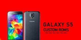 galaxy s5 custom romsa
