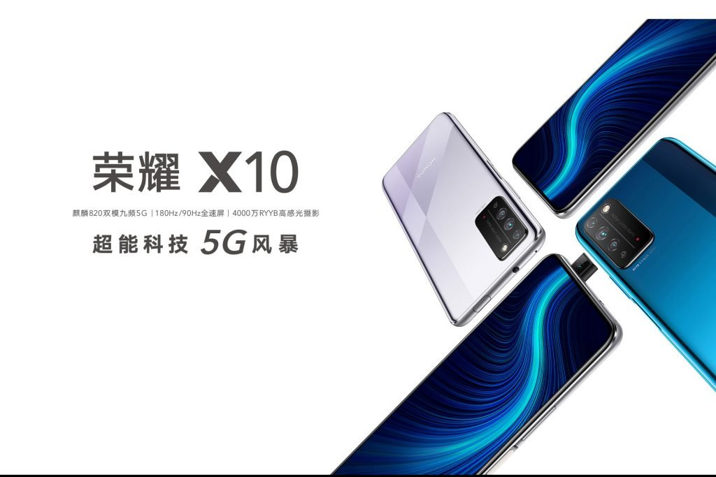 Honor X10 featured