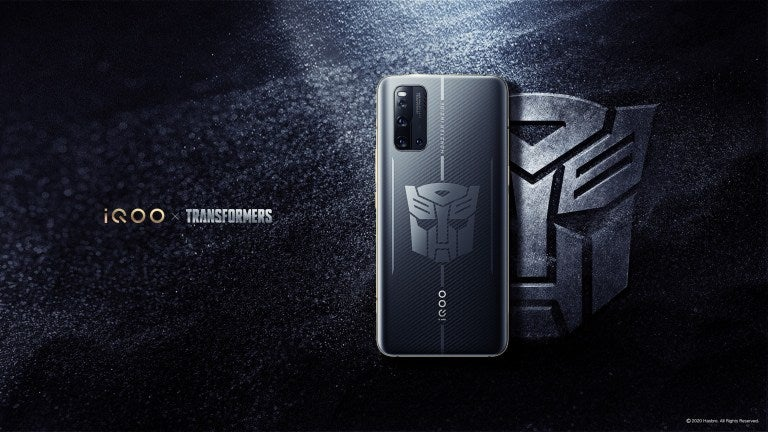 iqoo 3 5g transformers edition featured