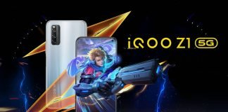 iqoo z1 launch gaming phone