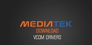 mediatek vcom drivers download