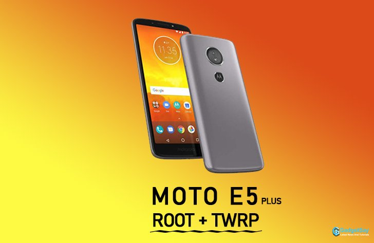 moto e5 plus root