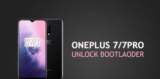 oneplus 7 7 pro unlock bootlaoder