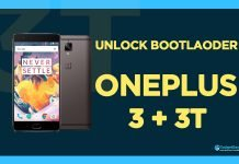 oneplsu 3 and 3 t unlck bootlaoder