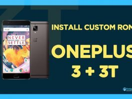 oneplus 3t and oneplus 3