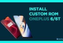oneplus 6 6t custom roms