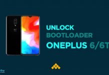 oneplus 6 and 6t unlock bootloader