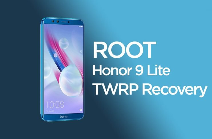 root honor 9 lite twrp