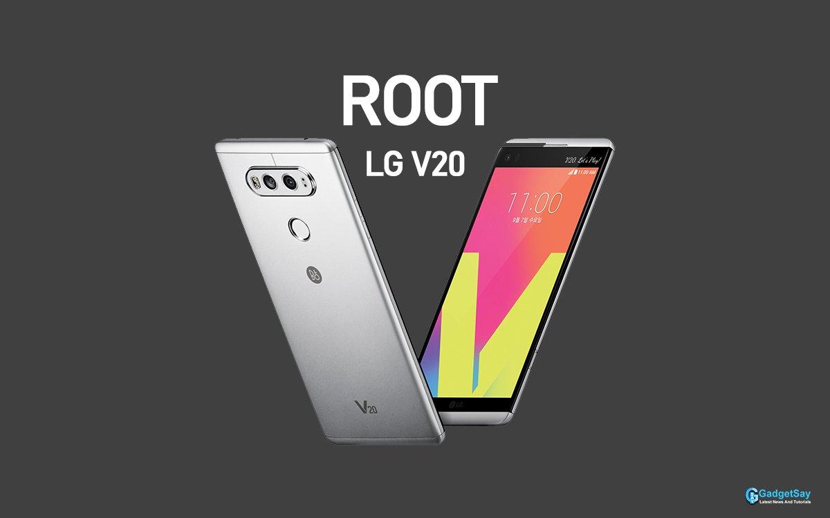 root lg v20