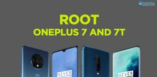 root oneplus 7 ad 7t