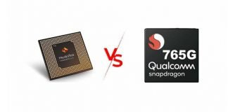 Dimensity 820 vs Snapdragon 765G