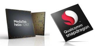 Qualcomm Snapdragon 690 vs MediaTek Dimensity 820