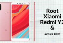 Root Redmi Y2