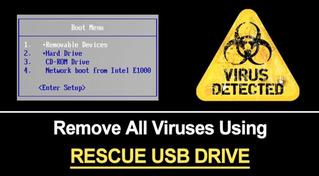 rescue usb drive