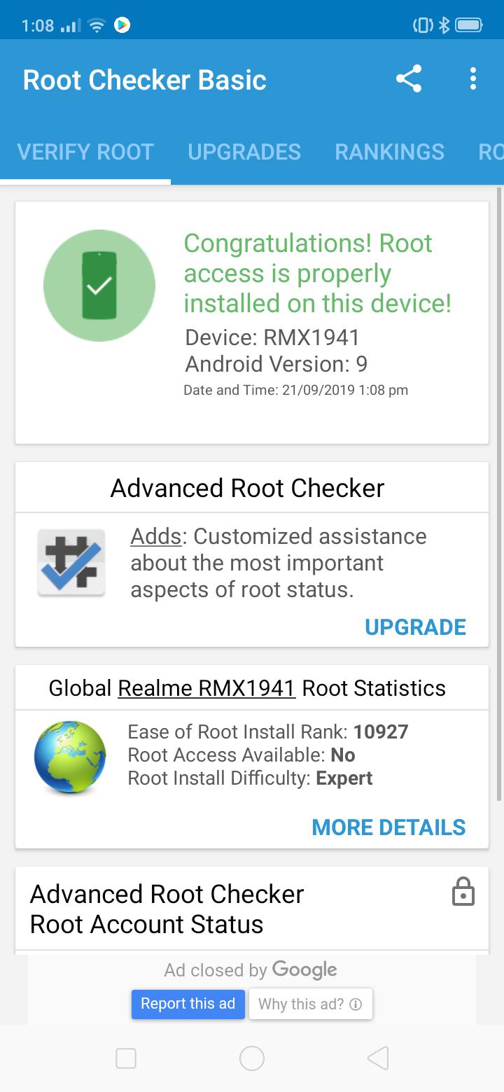 Realme C2 Root