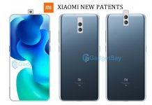 xiaomi new design patent