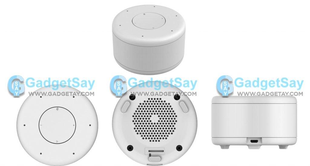 huawei ai smart speaker patent