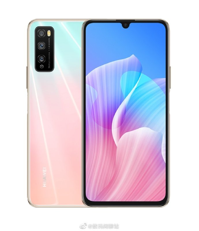 honor 30 lite renders