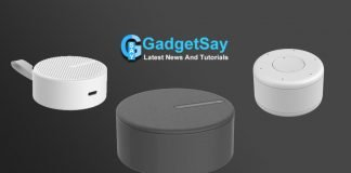 huawei smart speakers new patent