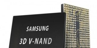 Samsung NAND production