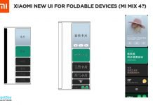 xiaomi new ui for foldable devices
