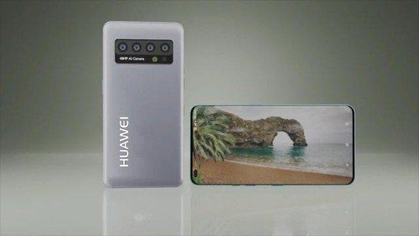 Huawei P50 Pro renders