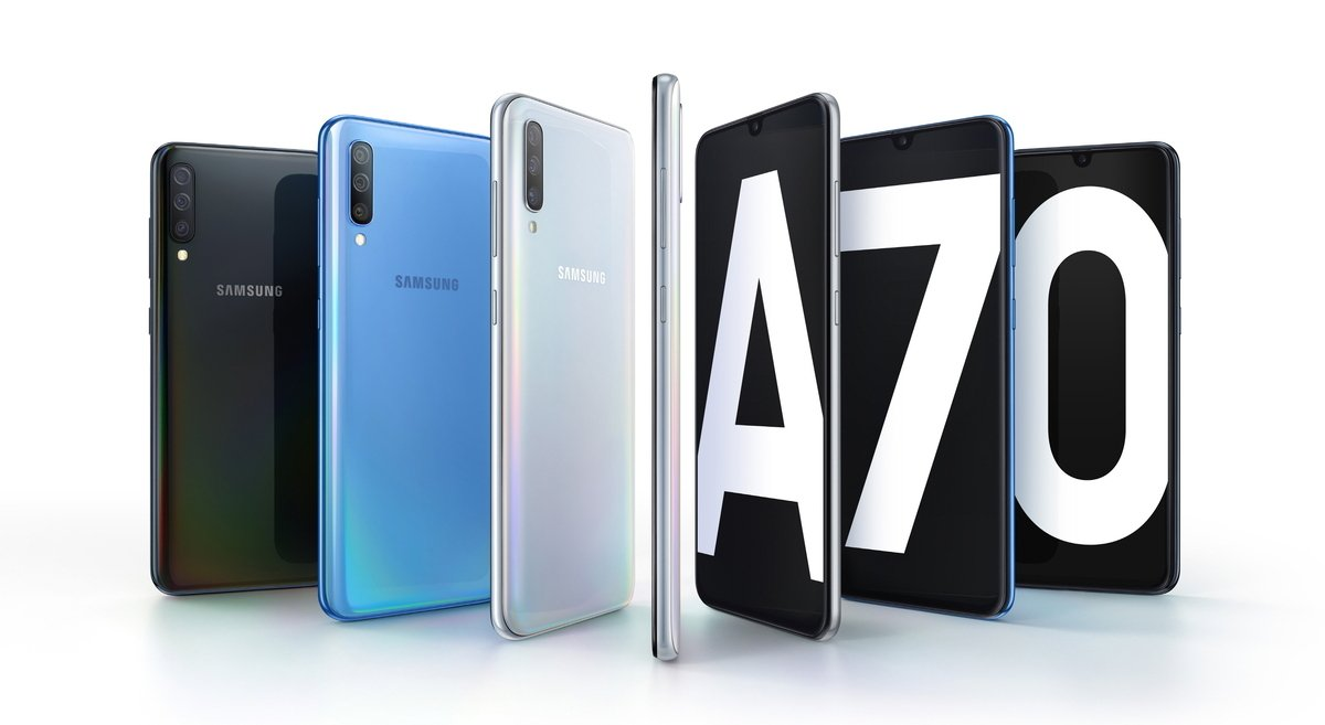 Download & Install TWRP Recovery on Samsung Galaxy A70 (Official)