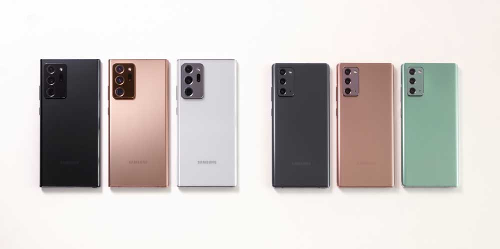 Galaxy Note 20 Series
