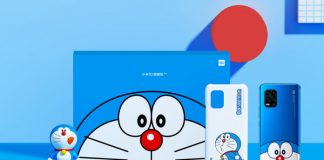 Xiaomi Mi 10 Lite Doraemon Limited Edition