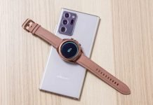 galaxy watch 3 bronze