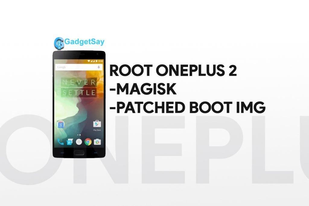 root oneplus 2