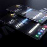 Samsung Transparent smartphone patent