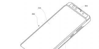 Xiaomi foldable phone patent