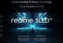 Realme SLED TV