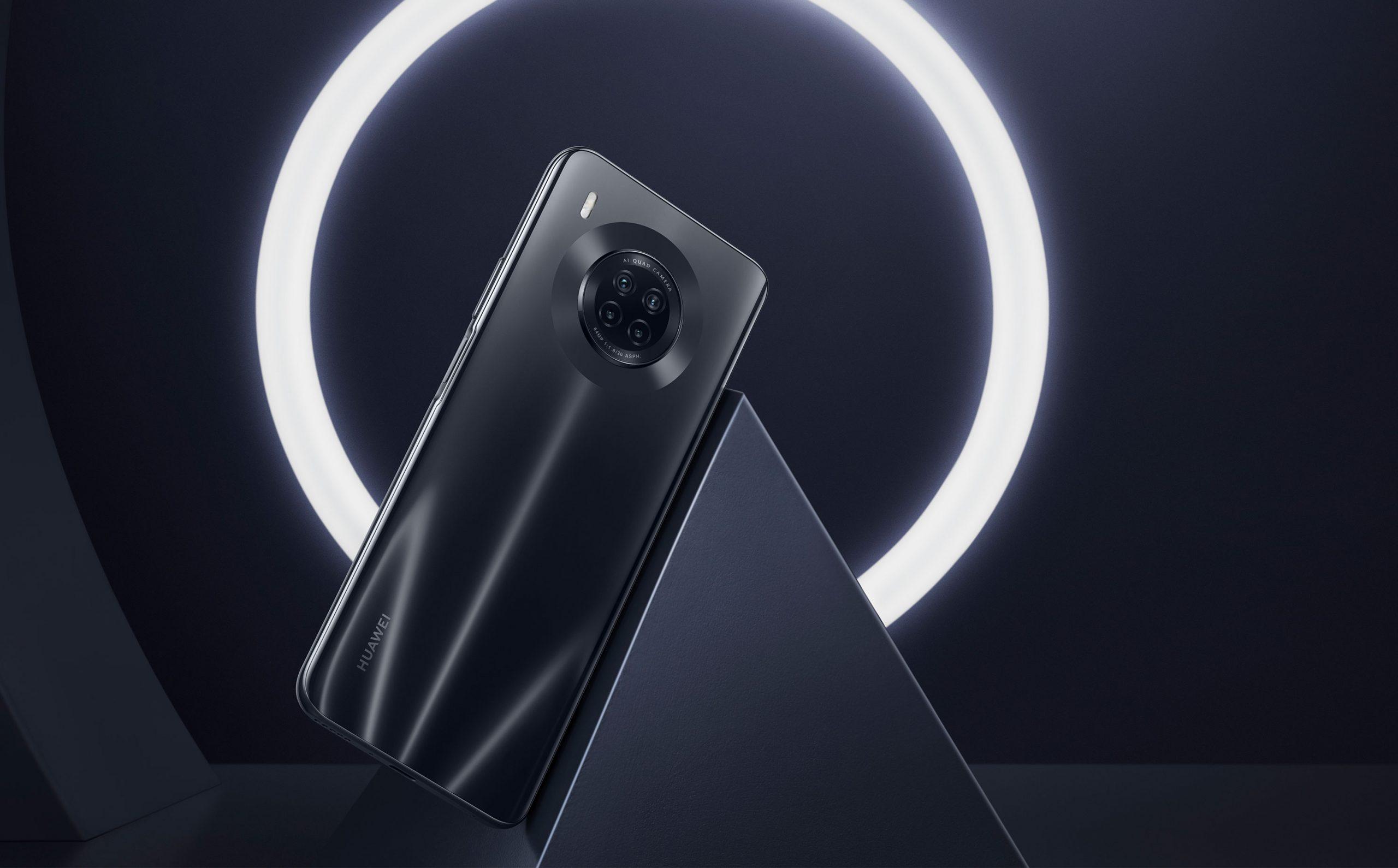 Huawei Y9a Midnight Black