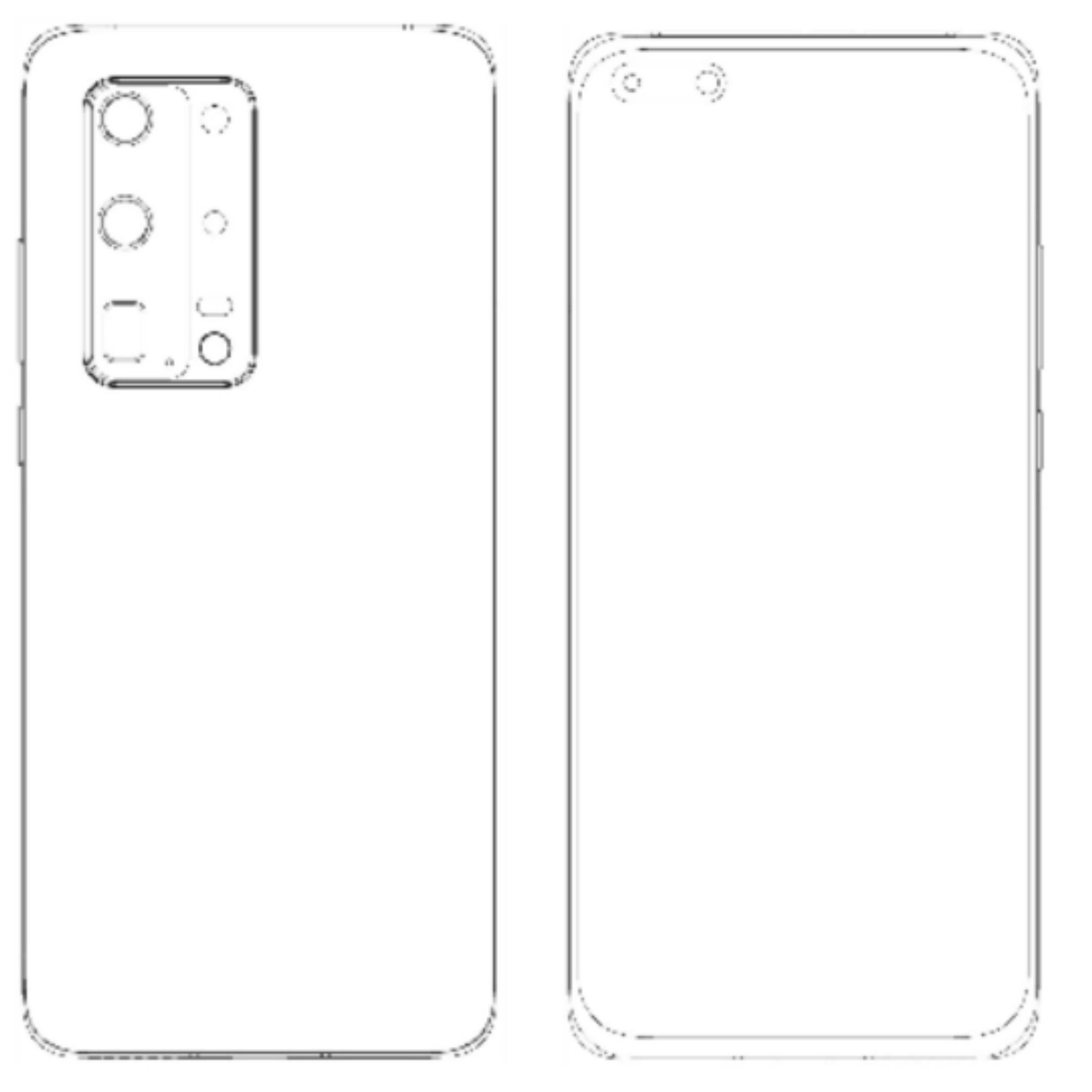 Huawei Smartphone Patent