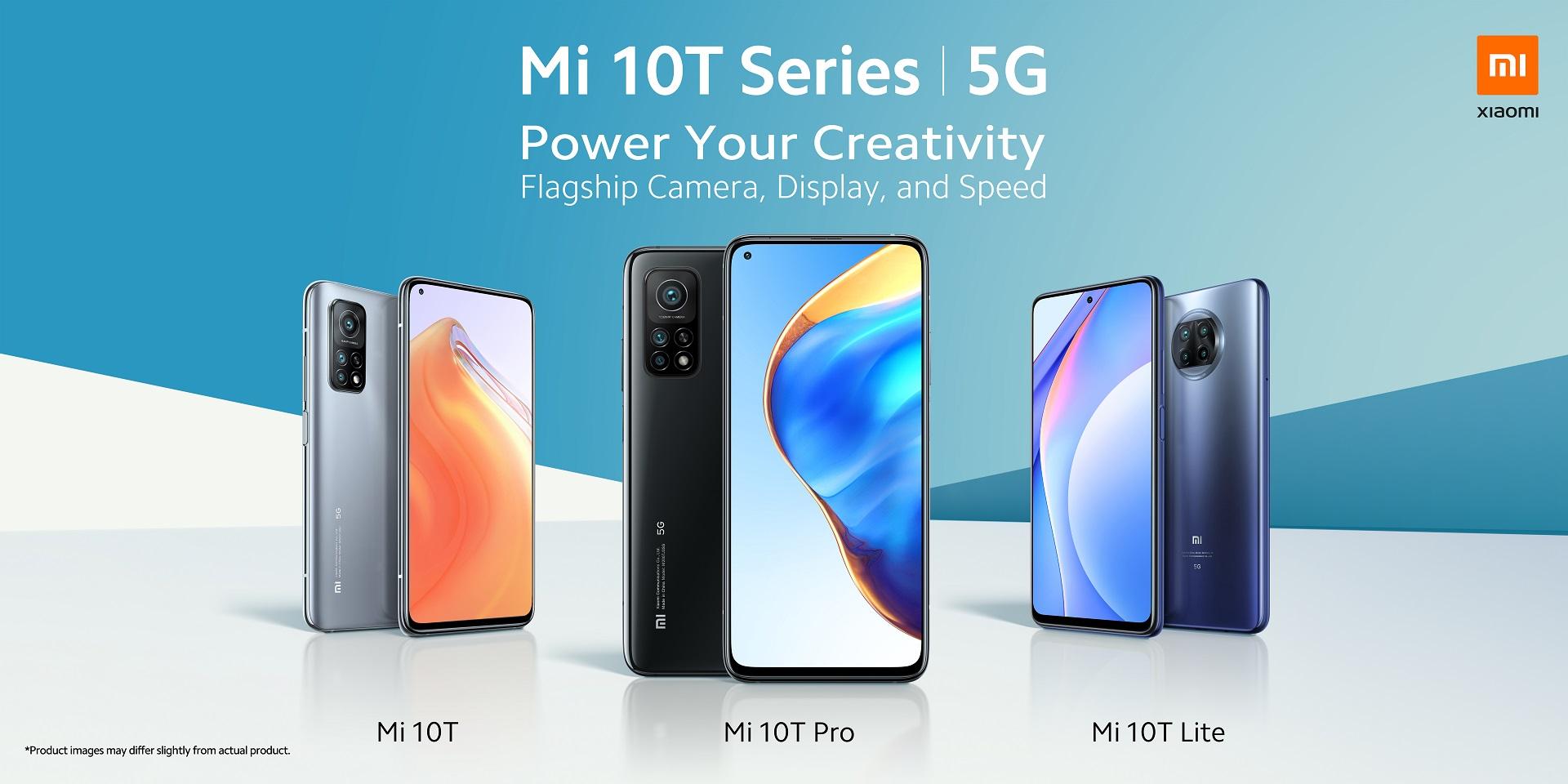 Mi 10T series