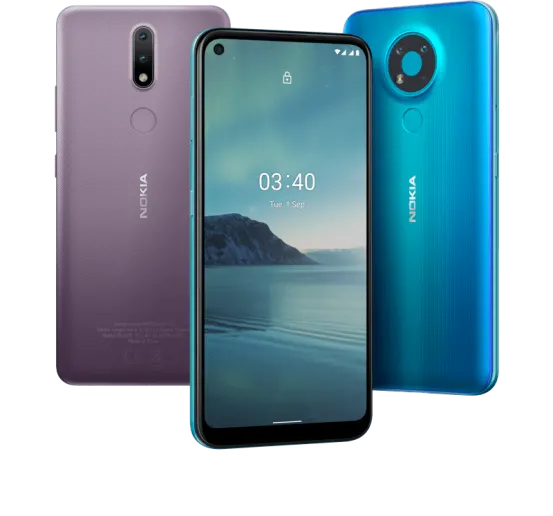 Nokia 3.4 and 2.4