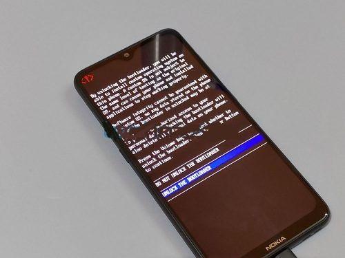 Nokia 7.2 Root
