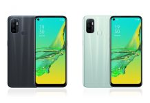 Oppo A33 Colours