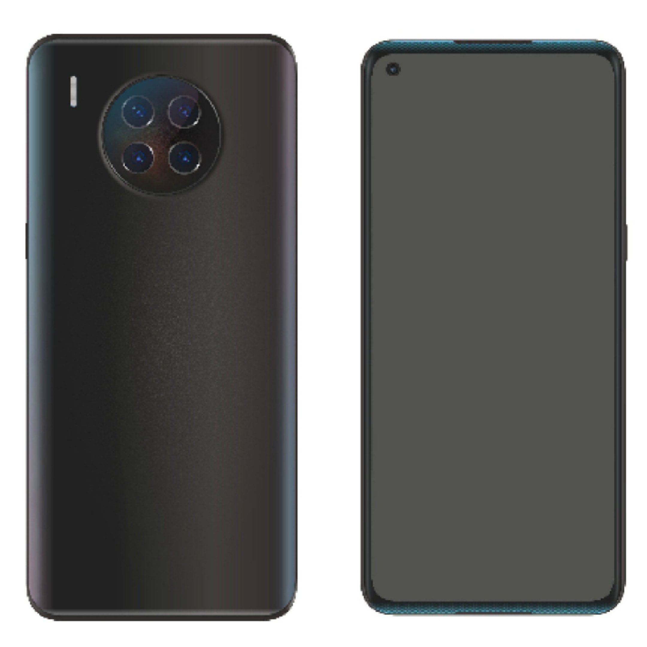 Oppo front and rear