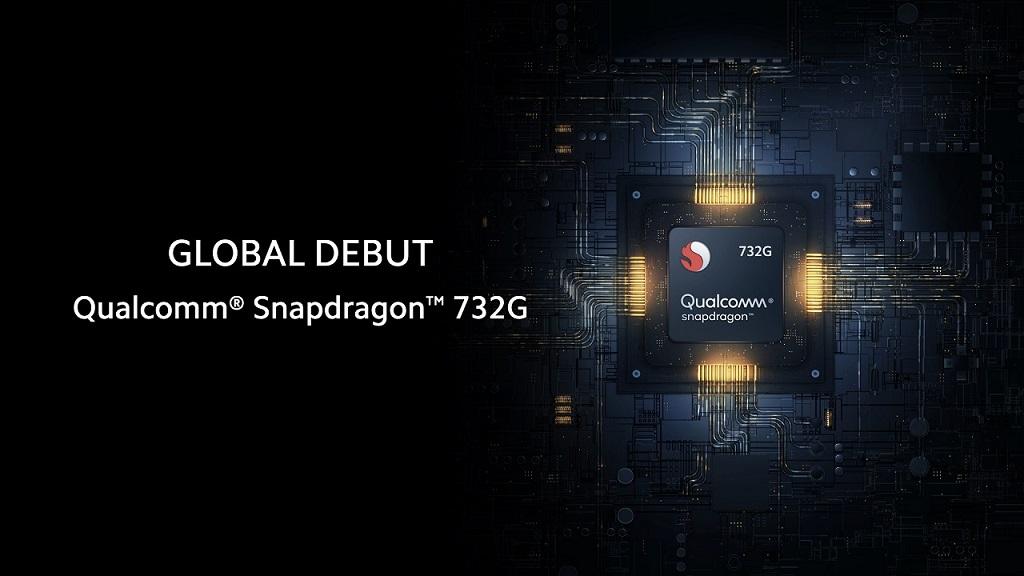 Poco X3 NFC Chipset