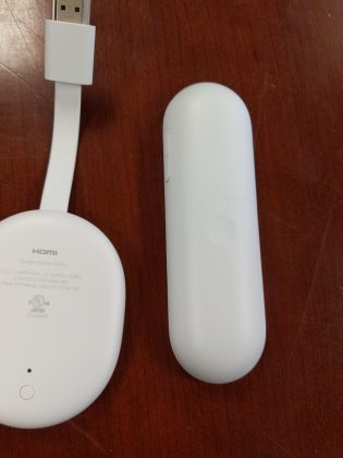Chromecast with Google TV 2